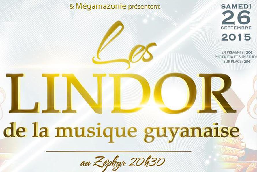 Les Lindors de la musique guyanaise 2015