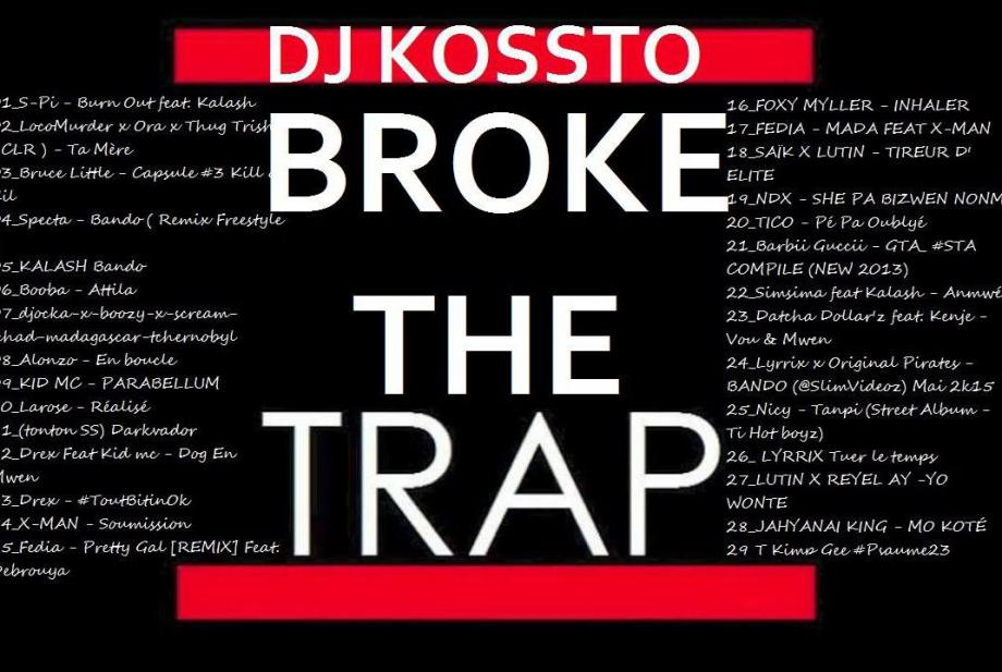 BROKE THE TRAP 2015