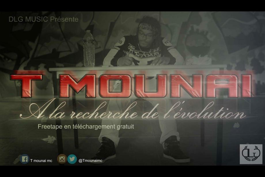 T Mounai MC à la Recherche de l'évolution