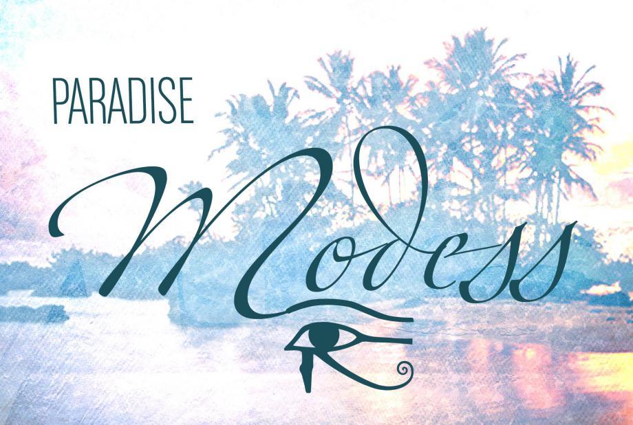 Modess nous présente Paradise