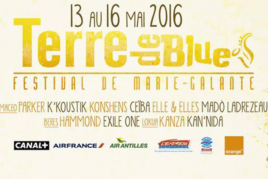 Festival de Marie-Galante, Terre de Blues