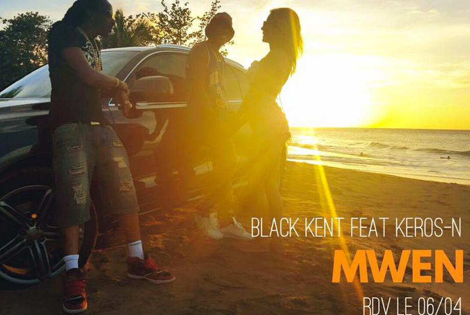 Black Kent feat Keros-n un feat à la sauce Hit Lokal