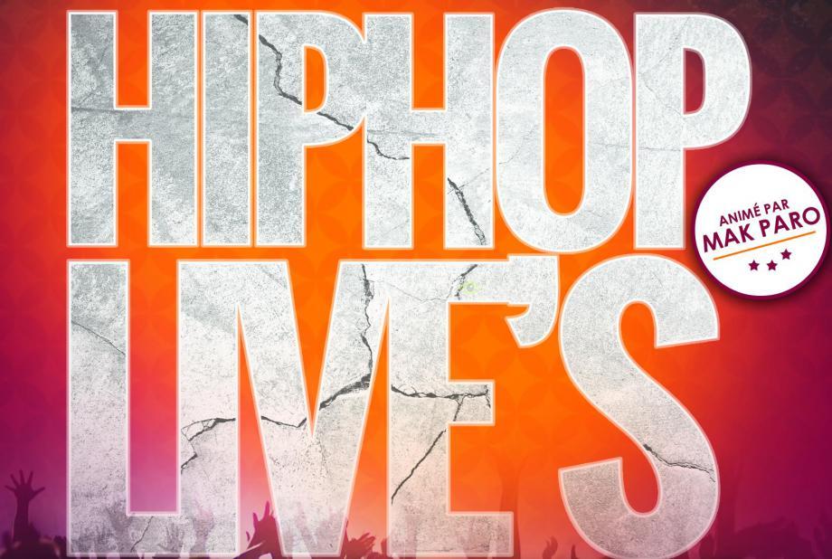 HIP HOP LIVE'S