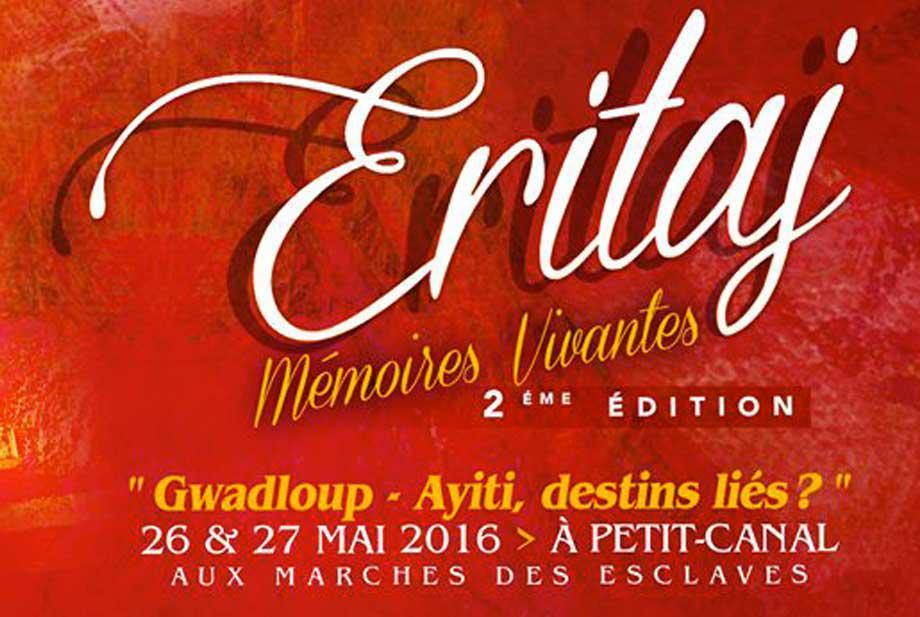 Éritaj, Festival des Mémoires Vivantes