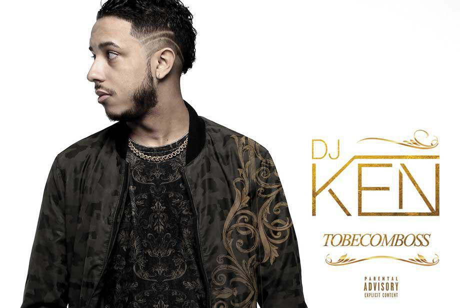 Dj Ken dévoile la tracklist de To become a boss