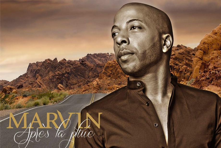 Marvin, le nouvel album