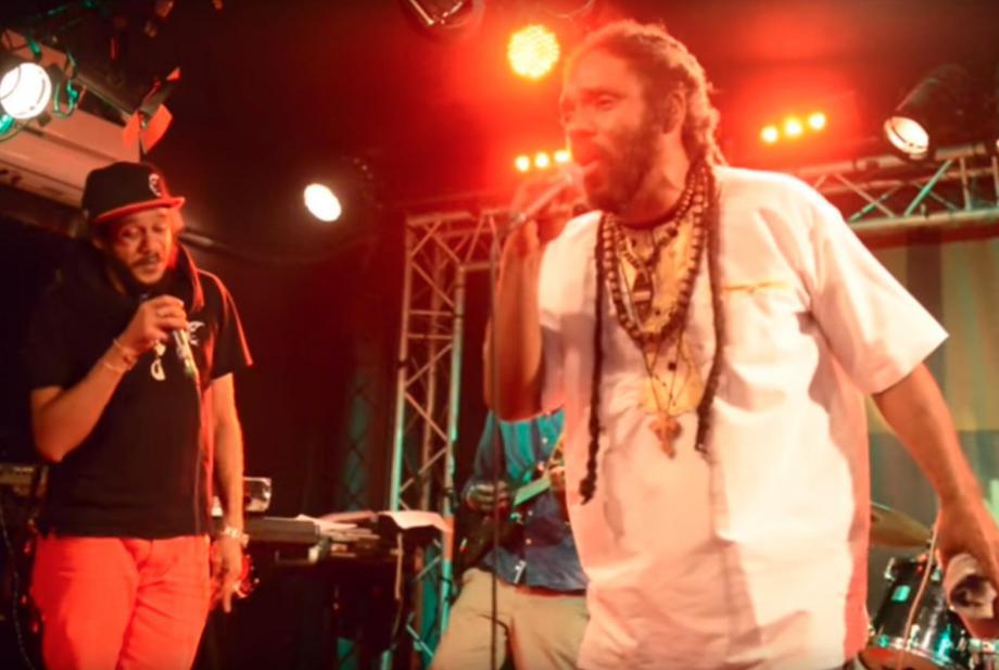 Djama Keïta et Yaniss Odua en live