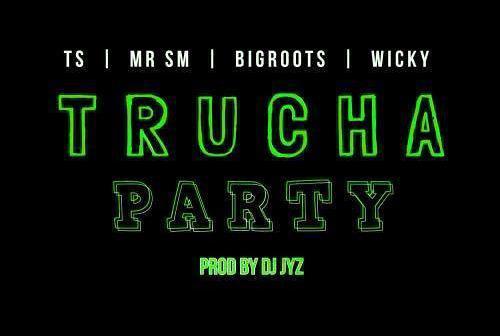 La Trucha Party produit par Dj Jyz
