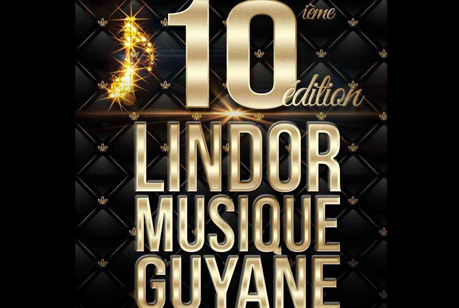 Les nominations pour les 10ème Lindor de la musique guyanaise sont annoncées