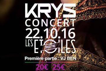 Krys En Concert