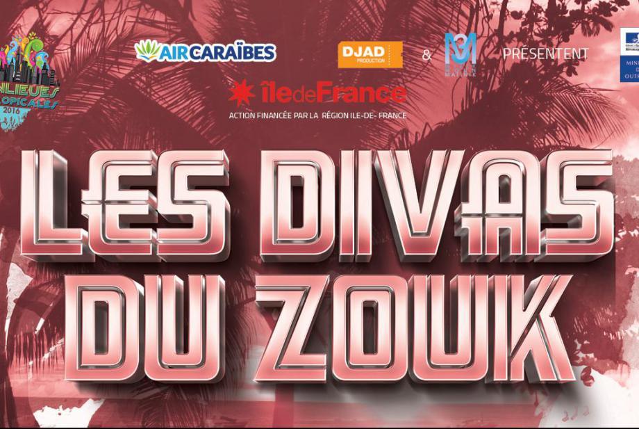 Les Divas du Zouk