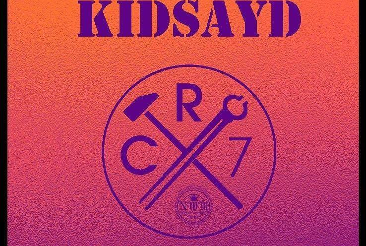 #CR7 VOL 2 KIDSAYD