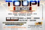 TOUPI BIRTHDAY