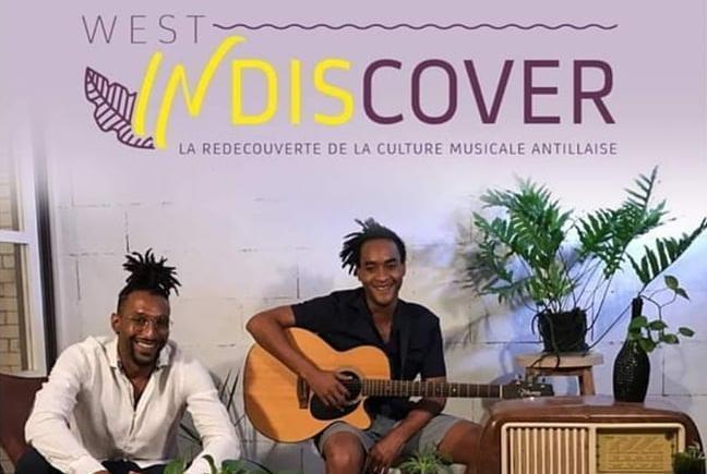 West 'Indiscover : Pour redécouvrir le patrimoine musical antillais