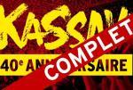 Kassav affiche complet à la U Arena