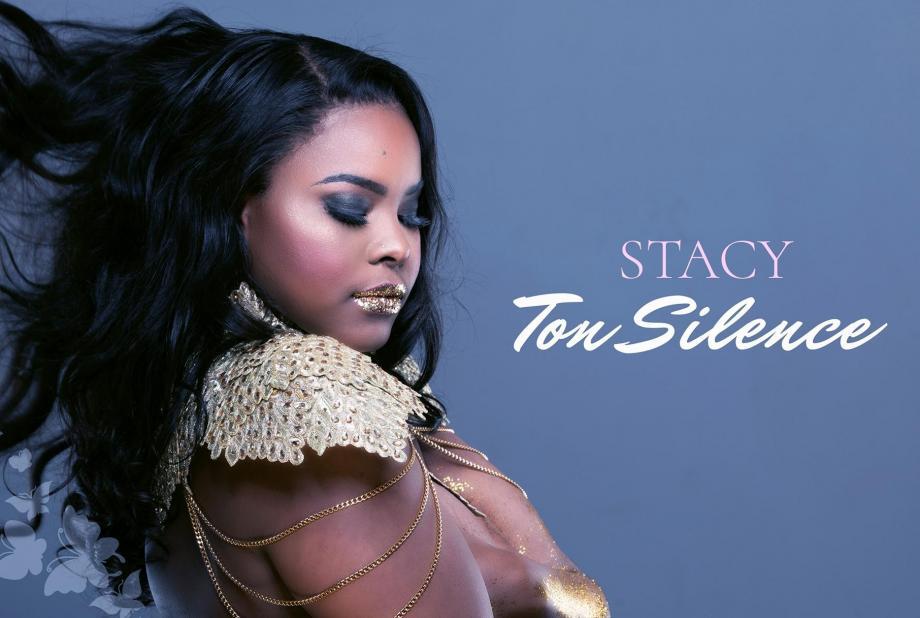 Ton silence le nouveau titre de Stacy