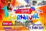Dimanche 23 juin L'Outre Mer met en scène son carnaval