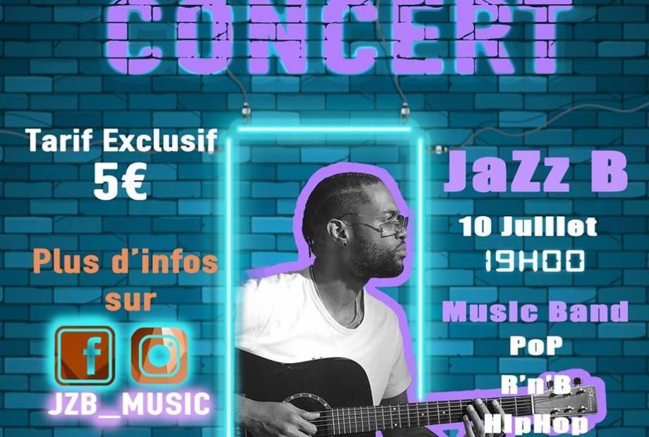 JaZz B à l'Etage le 10 Juillet