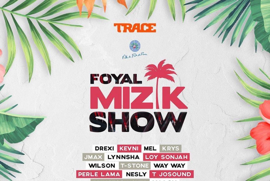 Foyal Music Show - Ce vendredi à Fort-de-France