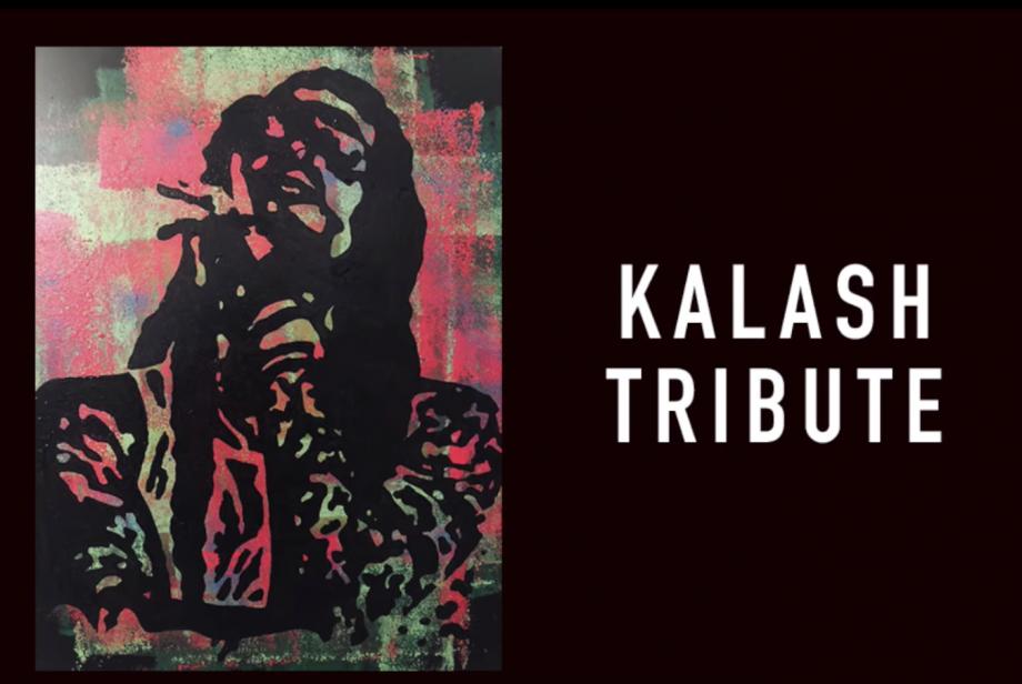 Kalash rend hommage à Gilles Floro et Patrick Saint Eloi sur du reggae