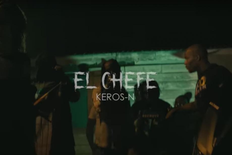 [CLIP] El Chefe, dernier clip de Kéros-n est sorti.