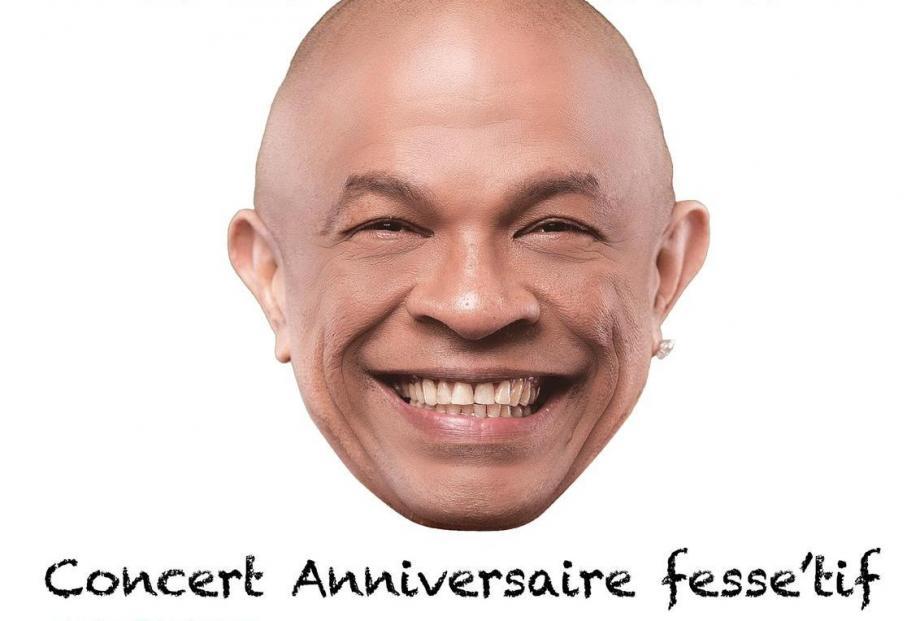 Francky Vincent fête ses 45 ans de carrière ce samedi