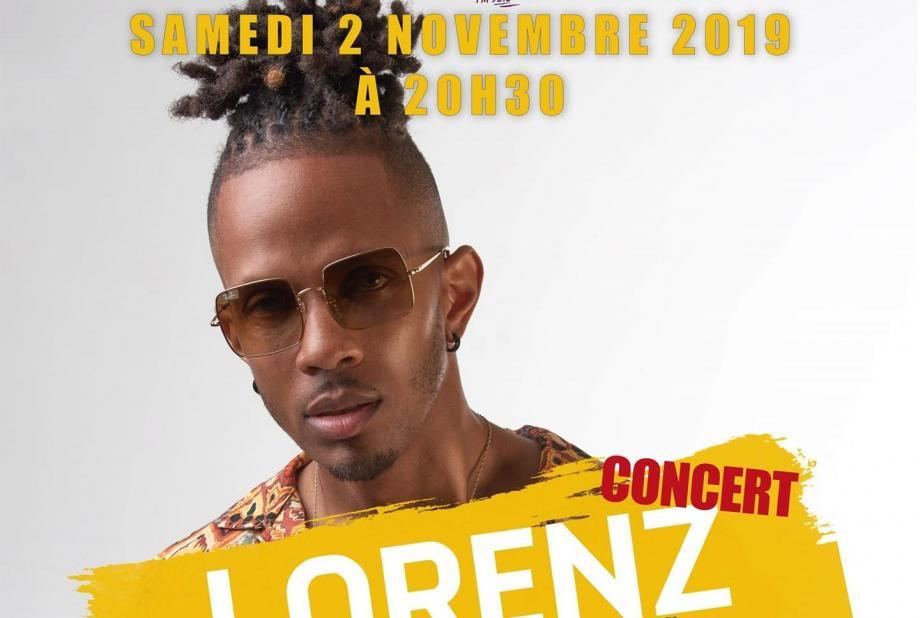 [CONCERT] Lorenz vous donne rendez-vous le 2 novembre au New Morning
