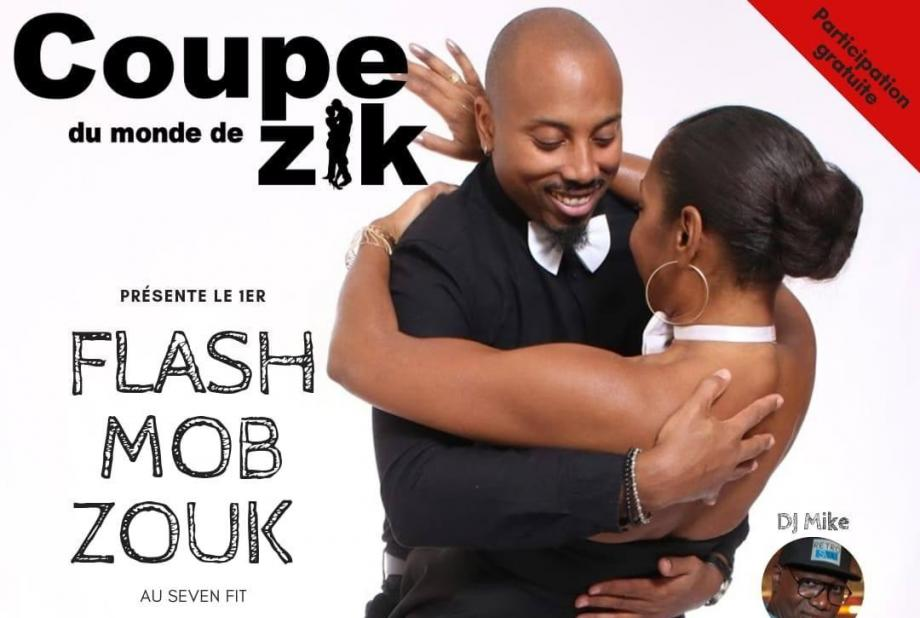 [EVENT] Participez au Flash Mob Zouk