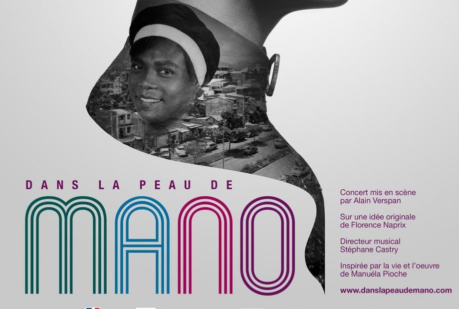 Dans la peau de Mano : Le spectacle à Paris le 22 novembre