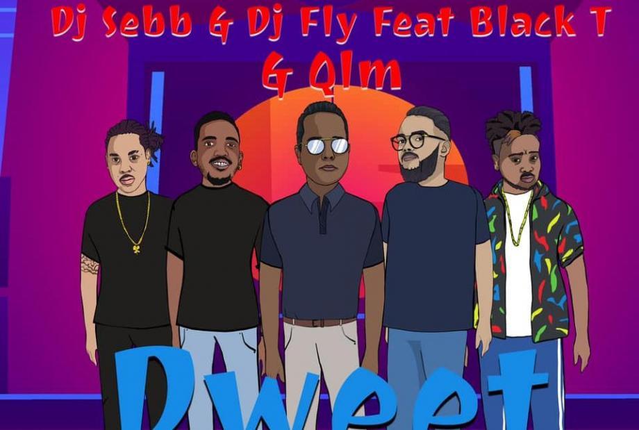 Dj Sebb de la Réunion collabore avec le martiniquais Dj Fly