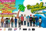 Dj Sebb, Dj Gil, Paille, Papa Tank et X-man à Bogota pour le Dancehall Paradise Festival