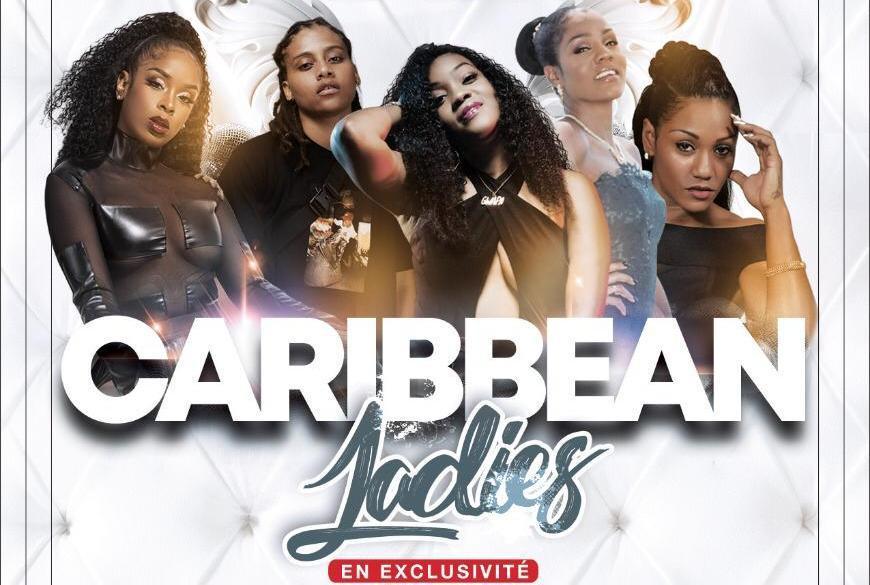 CARIBBEAN LADIES - SAMEDI 28 DÉCEMBRE 2019