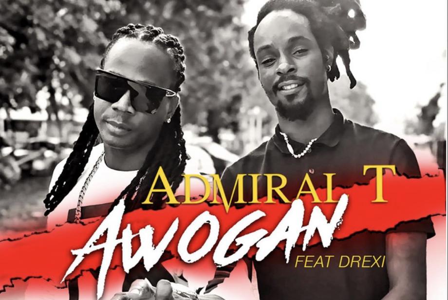 Admiral T & Drexi : le clip Awogan le cadeau du début d'année 2020