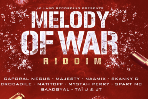 Melody of war Riddim du nouveau chez Labo Recording