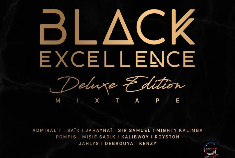 Black Excellence Moody Mike nous balance la version Deluxe
