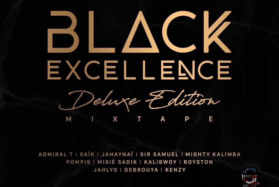 Black Excellence Moody Mike nous balance la version Deluxe