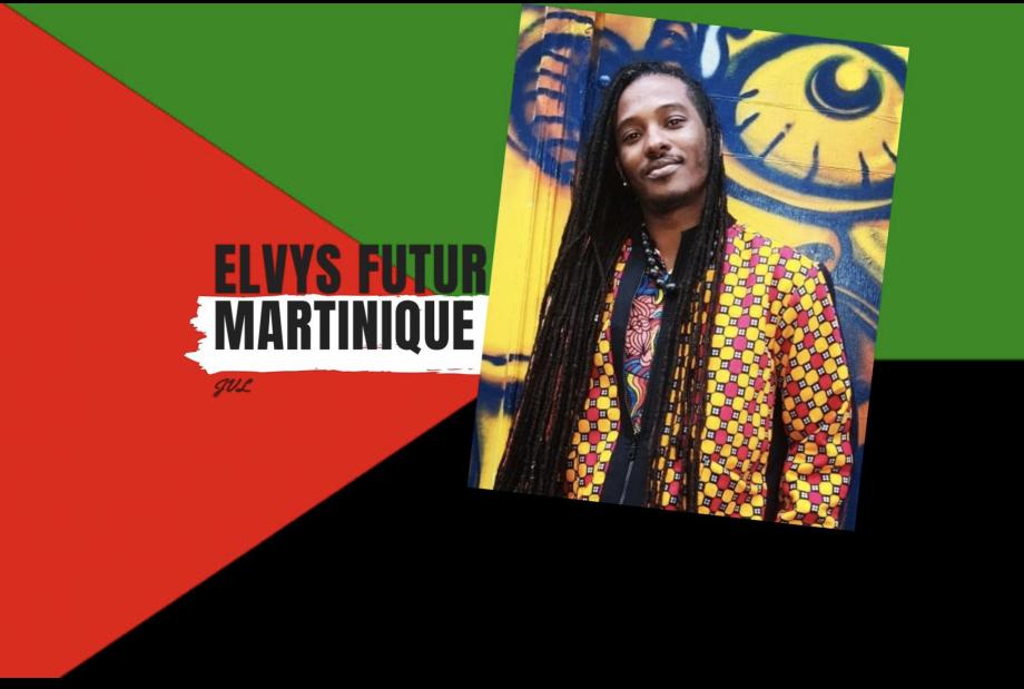 Elvys Futur sa mixtape RVN Le poing levé sort le 22 mai