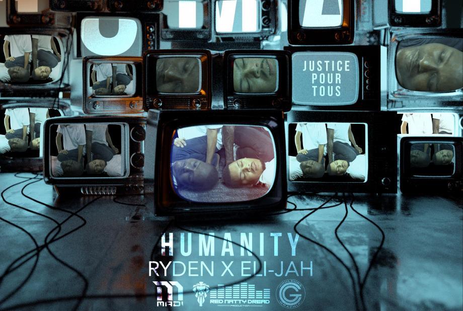 Découvre le single Humanity