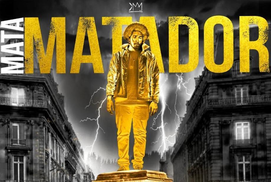 Matador, le guadeloupéen Mata de retour dans les bacs avec un album