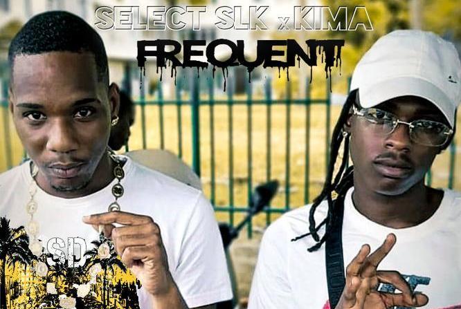 [Nouveautés] Select slk feat Kima présentent le single Fréquent