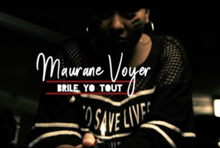 [PAROLES/LYRICS] Brilé Yo Tout de Maurane Voyer