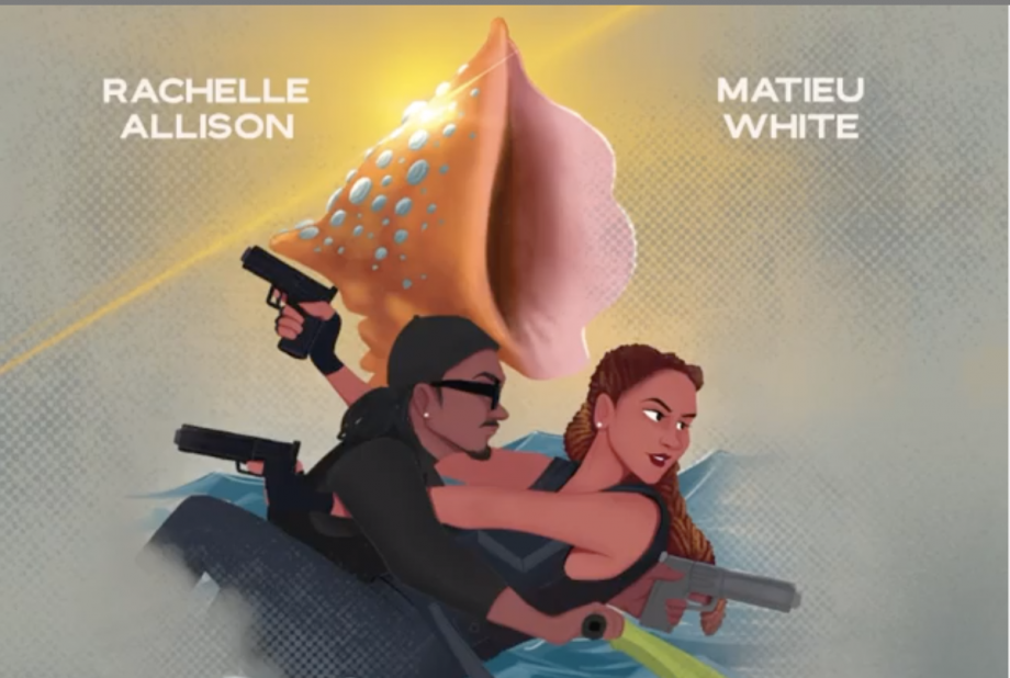 Rachelle Allison feat Matieu White le single arrive le 16 octobre