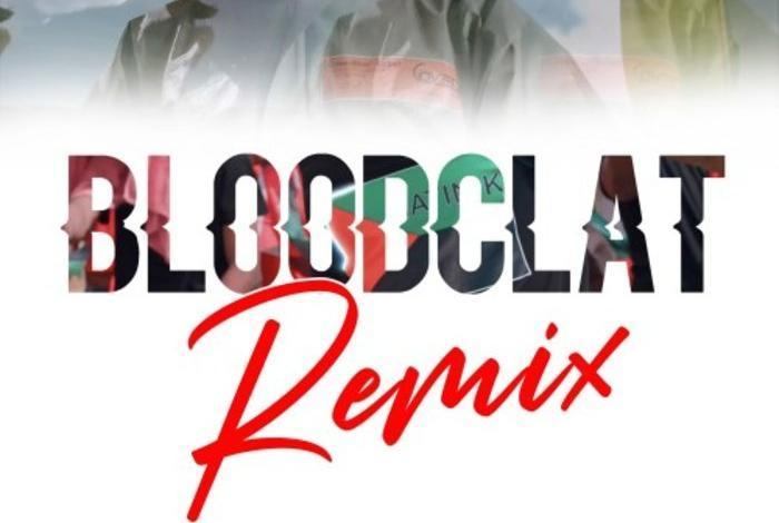 Paille et Dj Gil balancent Bloodclat le remix avec des guests