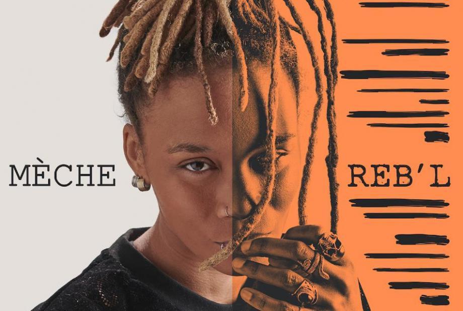 Mèche Reb'l le nouvel album de Lycinaïs Jean est disponible