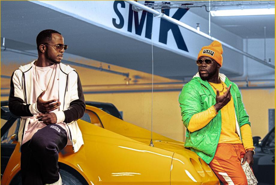 SMK le nouveau duo qui met le fire