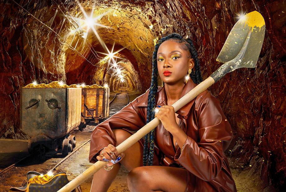 Goldn.B présente Aurifére son premier projet