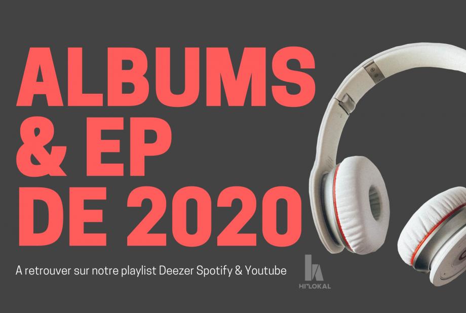 Hit Lokal - Les albums et EP de 2020