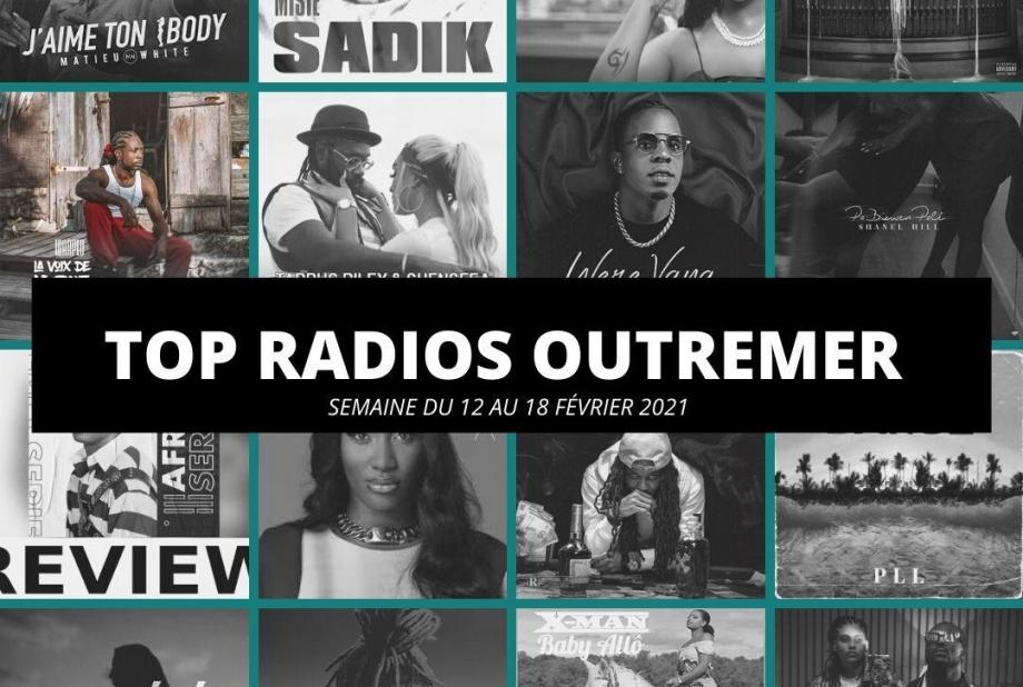 Top Yacast des Radios en Outremer - Semaine 7