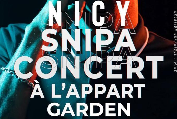 Concert live de Nicy le 27 Mars 2021