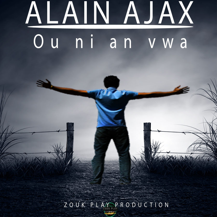 Alain Ajax Ou ni en vwa - Single